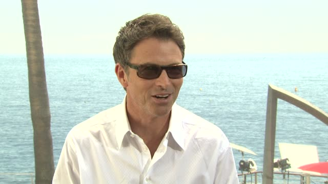 Tim Daly on his role in the show on the appeal of the show and where the audience would like to see the show go at the Monte Carlo Television...