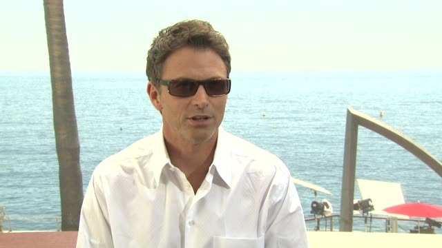Tim Daly on his stay in MonteCarlo what he plans on doing how TV brings cultures together at the Monte Carlo Television Festival 2009 Day 3 Press...