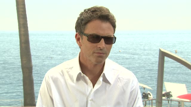 Tim Daly on how important this TV Festival is and about his character on the show at the Monte Carlo Television Festival 2009 Day 3 Press Junket at...