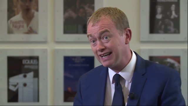 tim farron saying he voted against the rise in tuition fees and that politicians should not make promises they cannot keep - leadership stock videos & royalty-free footage