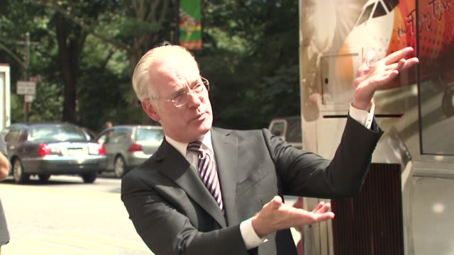 tim gunn at the tim gunn celebrates project runway's new home on lifetime television at new york ny - project runway stock videos and b-roll footage
