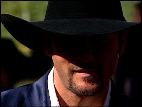 tim mcgraw at the 1999 academy of country music awards at universal studios in universal city, california on may 5, 1999. - tim mcgraw stock videos & royalty-free footage