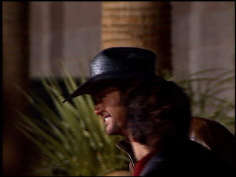 tim mcgraw at the 2001 billboard music awards at mgm grand in las vegas nevada on december 3 2001 - tim mcgraw stock videos and b-roll footage
