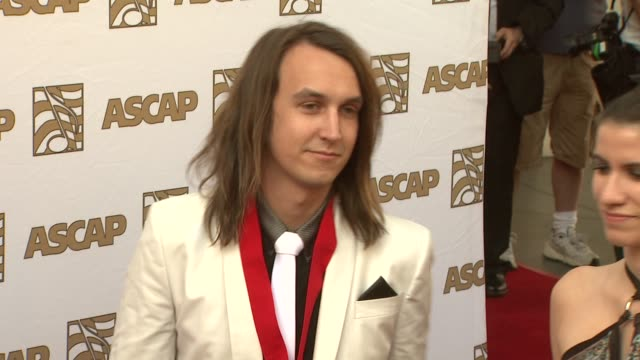 vidéos et rushes de tim myers at the 26th annual ascap pop music awards at hollywood ca. - ascap