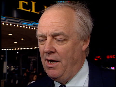 tim rice at the premiere of 'the road to el dorado' at the mann village theatre in westwood california on march 29 2000 - tim rice stock videos and b-roll footage
