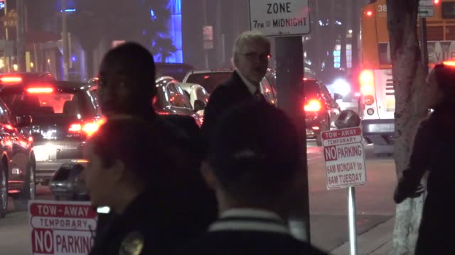 tim robbins arriving to here and now premiere at the dga theatre in west hollywood in celebrity sightings in los angeles, - tim robbins stock videos & royalty-free footage