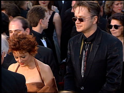 Tim Robbins at the 1996 Academy Awards Arrivals at the Shrine Auditorium in Los Angeles California on March 25 1996