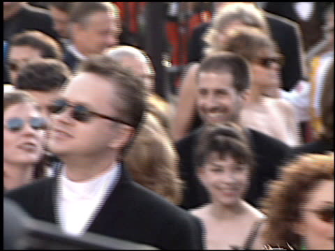 tim robbins at the 1997 academy awards arrivals at the shrine auditorium in los angeles california on march 24 1997 - 69th annual academy awards stock videos & royalty-free footage