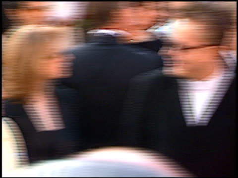 tim robbins at the 1997 academy awards arrivals at the shrine auditorium in los angeles, california on march 24, 1997. - tim robbins stock videos & royalty-free footage