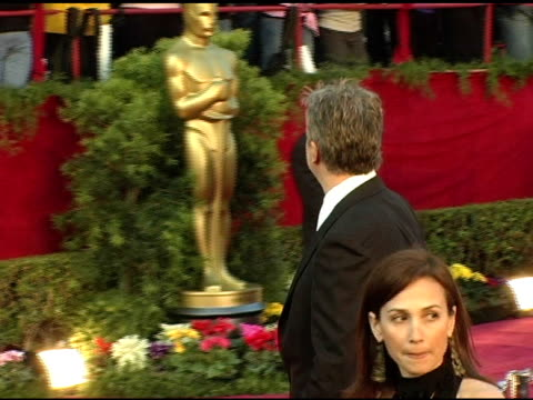 tim robbins at the 2005 annual academy awards arrivals at the kodak theatre in hollywood, california on february 28, 2005. - tim robbins stock videos & royalty-free footage