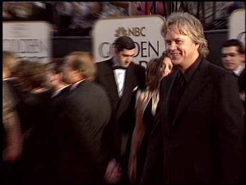 Tim Robbins at the 2006 Golden Globe Awards at the Beverly Hilton in Beverly Hills California on January 16 2006