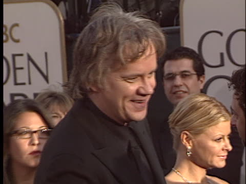 vidéos et rushes de tim robbins at the golden globes 2006 at beverly hilton hotel, beverly hills in beverly hills, ca. - the beverly hilton hotel