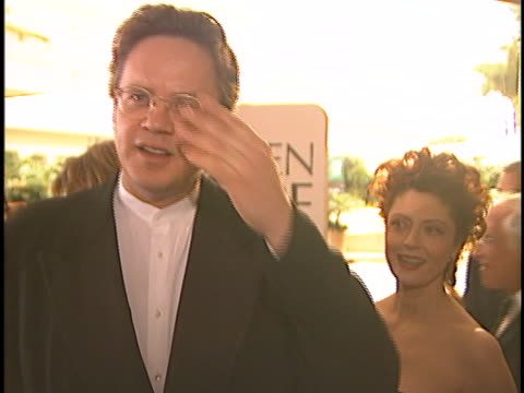 Tim Robbins at the Golden Globes at Beverly Hilton