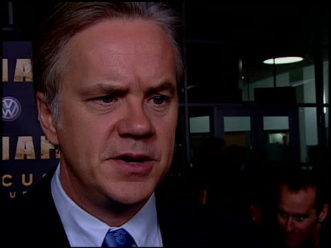 Tim Robbins on playing Nic Vos of the Police Security Branch on finding compassions for the people fighting that end of the war on any time being a...