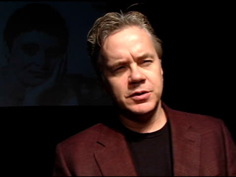 Tim Robbins on the evening's event on the OPCC and on the Actors' Gang at the 'Impossible Boulevard From Homelessness to Hope' Benefit Performance...