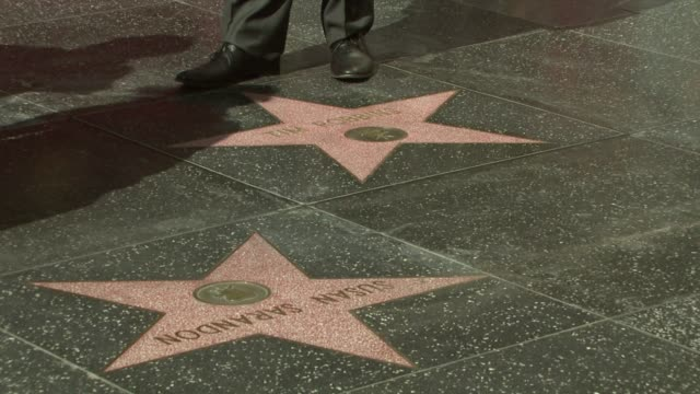 Tim Robbins Receives a Star on the Hollywood Walk of Fame at Los Angeles CA