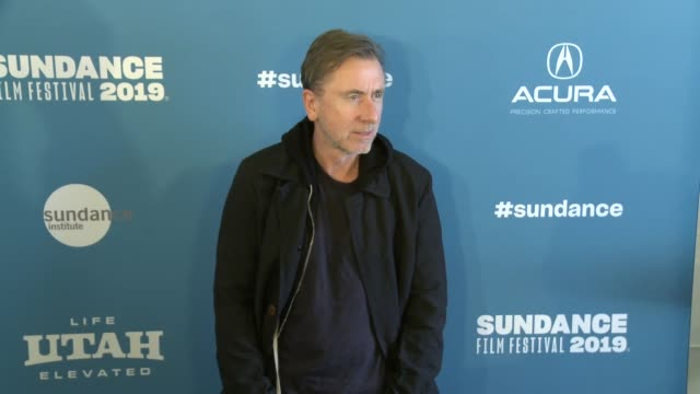 tim roth at 'luce' premiere 2019 sundance film festival at library center theater on january 27 2019 in park city utah - tim roth stock videos and b-roll footage