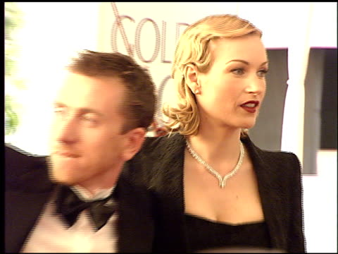 stockvideo's en b-roll-footage met tim roth at the 1996 golden globe awards at the beverly hilton in beverly hills california on january 21 1996 - beverly hilton hotel
