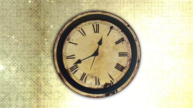 time 1940-1980 retro-styled - roman numeral stock videos & royalty-free footage