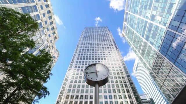 time and business timelapse - greater london stock videos and b-roll footage
