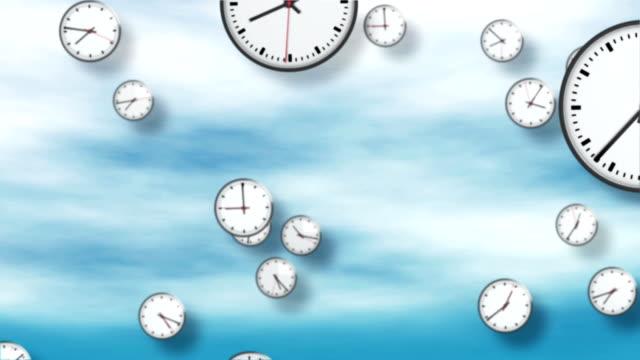 Time Flies Concept