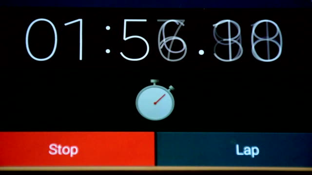 Time Flying By with Alarm Counting down your Time