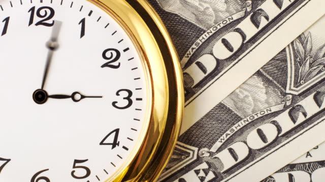 時は金なり - 腕時計点の映像素材/bロール