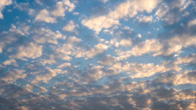 time lapse - 3 colours cloudscape at sunset - fast motion time lapse stock videos & royalty-free footage