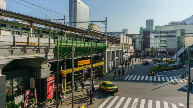 東京都での時間の経過: JR 秋葉原駅
