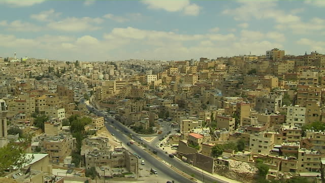 Time Lapse Amman Jordan