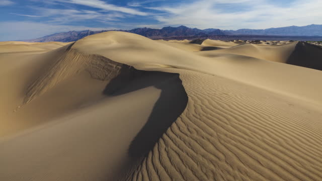 Time Lapse Death Valley National Park California USA