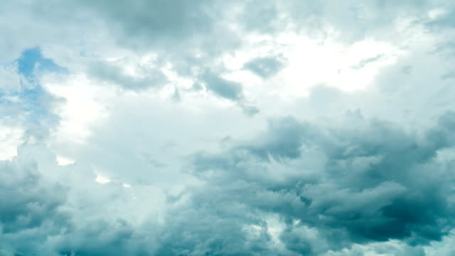 time lapse : dramatic storm cloud - tropical storm stock videos & royalty-free footage
