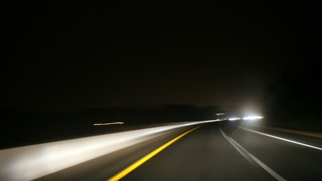 Time Lapse HD Fast Drive...