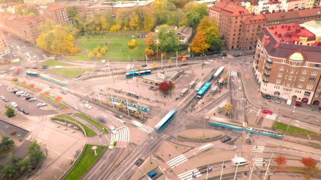 Tidsfördröjning i Göteborg Sverige