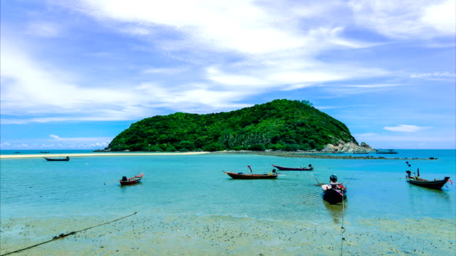 time lapse : koh ma - koh phangan - ko phangan stock videos and b-roll footage