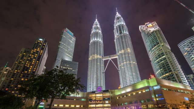 4K tidsfördröjning: Kuala Lumpur