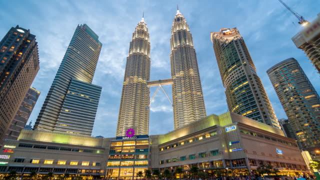 4K Time Lapse : Kuala Lumpur