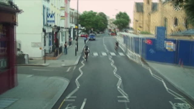 Time Lapse: Navigating a London City Street