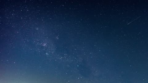 time lapse of beautiful night sky milky way stars - sky only stock videos & royalty-free footage