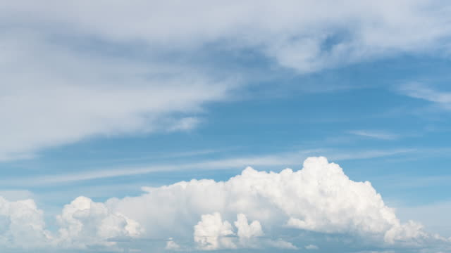 zeitraffer des dramatischbewölkten himmels - ewigkeit stock-videos und b-roll-filmmaterial