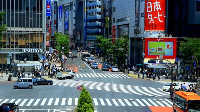 低速度撮影渋谷の
