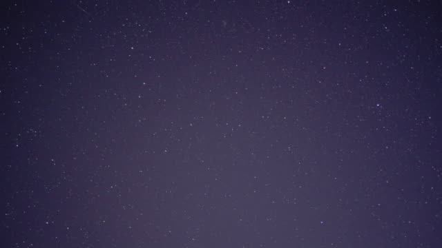 time lapse of starry sky in the bahamas - spoonfilm stock-videos und b-roll-filmmaterial