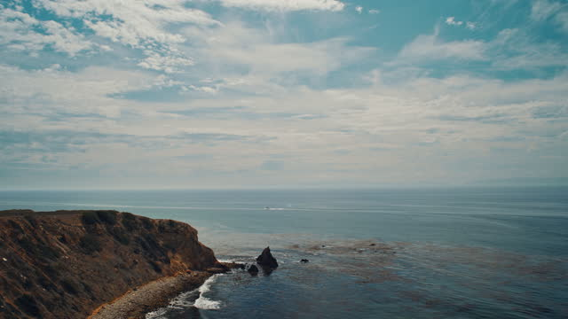 time lapse of the pacific coast - pacific ocean stock videos & royalty-free footage
