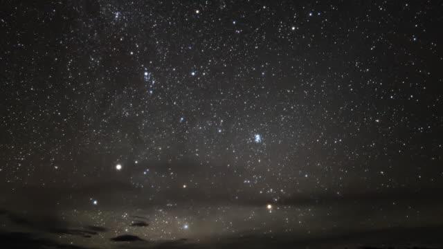Time Lapse Of Tso Moriri Lake At Night In Leh Ladakh, India