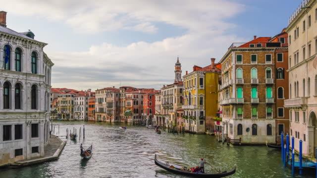 4K Zeitraffer von Venedig