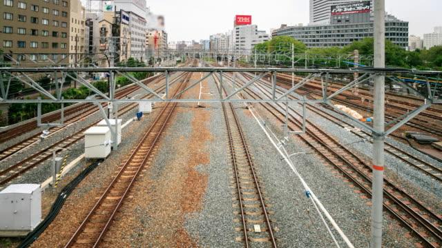 4 k 低速度撮影:大阪駅 - 商業活動点の映像素材/bロール