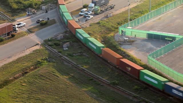 タイムラプス: 鉄道交通