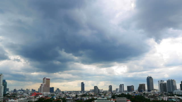 time lapse sky and cloud over the city. - pagoda stock videos & royalty-free footage
