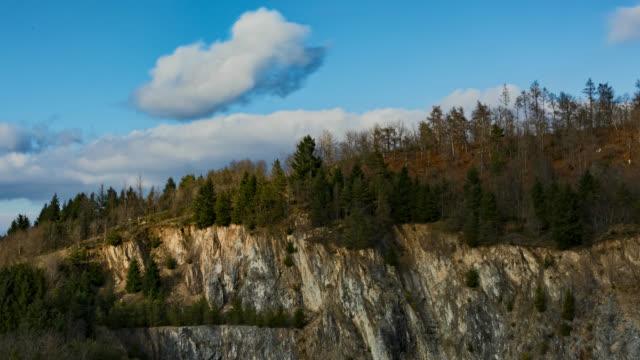 vidéos et rushes de time lapse sky and mountain - vincent pommeyrol