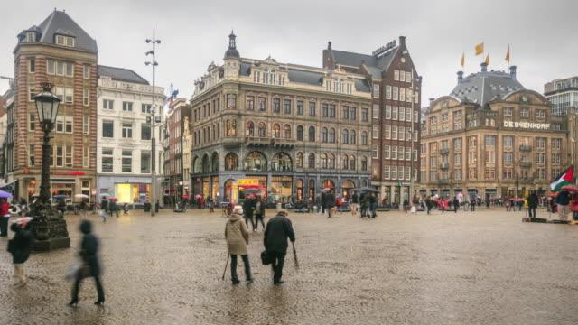 Time Lapse 4 K: Square de Bruges